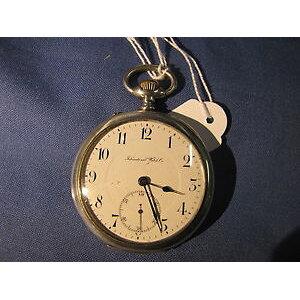 [Free Shipping] Watch Watch Orologio Argenta Watch iwc