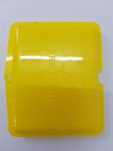 腕時計, 男女兼用腕時計  original breitling spare parts storage box yellow plastic