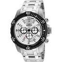 【送料無料】腕時計 ウォッチメンズダイバークオーツステンレススチールカジュアルinvicta 24854 mens pro diver quartz stainless steel casual watch