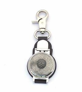 【送料無料】腕時計 ウォッチポケットウォッチゴルファーゴルフボールデザインクリップ