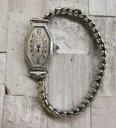 【送料無料】腕時計 ウォッチアールデコアメリカス#ケースart deco americus women039;s wristwatch with 18kt rgp case 17jewels ~ 9h7232