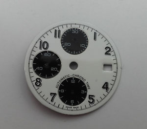 腕時計, 男女兼用腕時計  cadran 30mm panda oyster date ou prince pour mouvement valjoux 7750