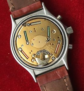 腕時計, 男女兼用腕時計  breil vintage all steel perfect work swiss made eta 251262 heuer tag