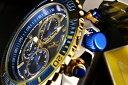 【送料無料】腕時計 ウォッチプロダイバークロノグラフトーンステンレススチールブレスレットinvicta mens 45mm pro diver chronograph two tone stainless steel bracelet watch