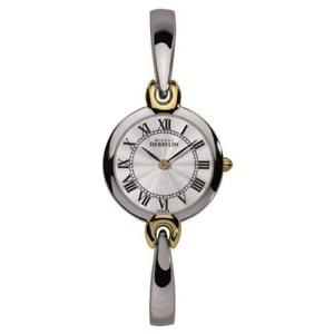 【送料無料】腕時計 ウォッチミッシェルハーブミシュランスチールブレスレットウォッチmichel herbelin womens salambo 25mm steel bracelet quartz watch 17402bt08