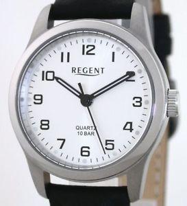 腕時計, 男女兼用腕時計  sportliche regent titan damenuhr f899 10 bar wr antiallergisch