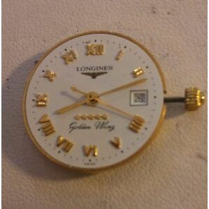 [Free Shipping] Watch Watch Golden Wing movimento longines golden wing