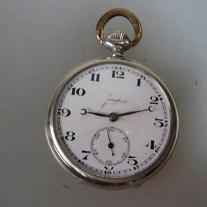 【免费送货】手表手表Breguet螺旋schlicht schne taschenuhr junghans 35Breguet螺旋1925 49409