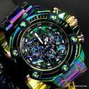 【送料無料】腕時計 ウォッチリザーブグランドオクタンアーセナルスイスアワビinvicta reserve grand octane arsenal swiss 63mm iridescent abalone watch