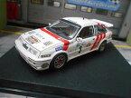 【送料無料】模型車 モデルカー スポーツカーフォードシエラコスワースラリーアイルランド#マクレーイムford sierra cosworth rs rally gb 1987 ireland winner 3 mcrae lim trofeu 143