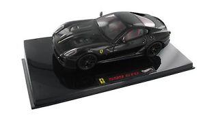【送料無料】模型車 モデルカー スポーツカーフェラーリホットホイールズferrari 599 gto 10 hot wheels 143画像