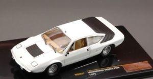 【送料無料】模型車 モデルカー スポーツカーネットワークモデルランボルギーニホワイトモデルjm2122811ixo model mdc017 lamborghini urraco p300 1975 white 143 model