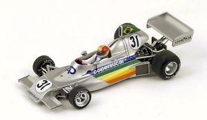 【送料無料】模型車 モデルカー スポーツカースパークモデル##ホフマン#ブラジルグランプリspark model s3940 copersucar fd02 31 039;ingo hmann039; brazilian grand prix 1976