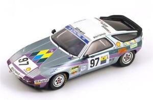 車・バイク, レーシングカー  porsche 928 s n97 21th lm 1983 boutinaudale pagegonin 143 spark s3407 model