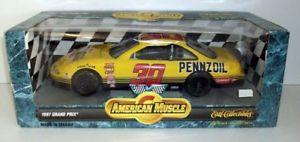 【送料無料】模型車 モデルカー スポーツカースケールポンティアックグランプリジョニーベンソン#ertl 118 scale 7800 1997 pontiac grand prix johnny benson 30