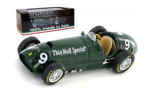 【送料無料】模型車 モデルカー スポーツカーフェラーリ##ピーターコリンズスケールbrumm r192 ferrari 375 9 039;thin wall special039; 1954 peter collins 143 scale
