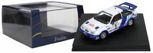 【送料無料】模型車 モデルカー スポーツカーフォードシエラコスワースポルトガルラリースケールtrofeu 116 ford sierra cosworth portugal rally 1988 stig blomqvist 143 scale