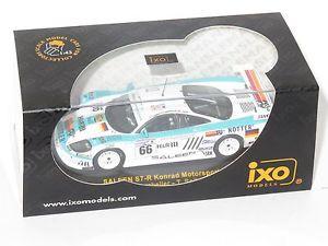 【送料無料】模型車 モデルカー スポーツカーサリーンコンラッドモータースポーツルマン#143 en s7r konrad motorsport le mans 24 hrs 2002 66