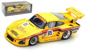 車・バイク, レーシングカー  spark s5500 porsche 935 k3 85 039;whittington racing039; le mans 1980 143 scale