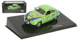 【送料無料】模型車 モデルカー スポーツカーネットワークサーブ#スウェーデンラリースケールixo rac236 saab 96 v4 2 2nd swedish rally 1976 stig blomqvist 143 scale