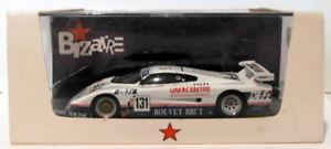車・バイク, レーシングカー  bizarre 143 scale resin bz490spice ford 131 le mans 1988