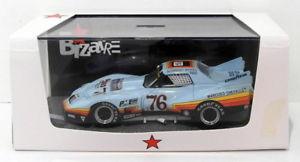 車・バイク, レーシングカー  bizarre 143 scale bz132mancuso corvette greenwood imsa 1977