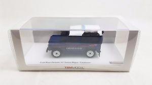 【送料無料】模型車 モデルカー スポーツカーランドローバーディフェンダーステーションワゴン 143 tsm car model land rover defender 90034; station wagon tsm164326 last