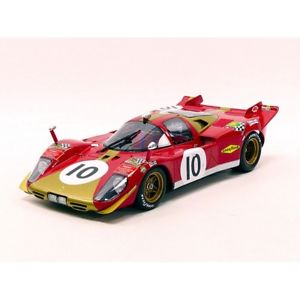 車・バイク, レーシングカー  ferrari 512 s n10 accident lm 1970 h kellenersg loos 118 models various but