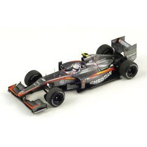 【送料無料】模型車 モデルカー スポーツカースパークモデル#ブラジルグランプリ143 spark models f1 hrt f110 car 20 brazilian grand prix 2010 s3012