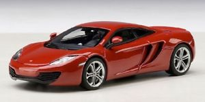 【送料無料】模型車 モデルカー スポーツカーオートアートゲートウェイモデルjm 2135030 auto artgateway aa56008 mc laren mp412c 2011 red 143 model