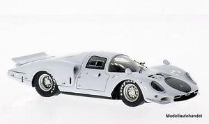 車・バイク, レーシングカー  ferrari 365 p2 prototype elefantino bianco 24h lemans 1966 143 techno models