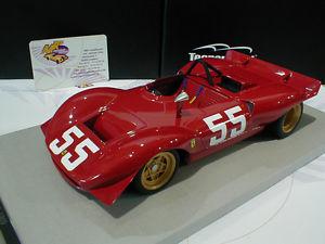 【送料無料】模型車 モデルカー スポーツカーフェラーリディノ#tecnomodel tm1837f ferrari dino 212e 55 winner m ventoux 1969 schetty 118