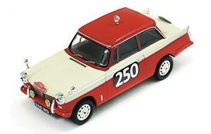 【送料無料】模型車 モデルカー スポーツカートライアンフヘラルドラリーモンテカルロ#143 triumph herald rally monte carlo 1960 250