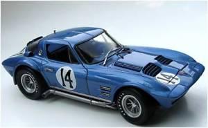 車・バイク, レーシングカー  exoto 039;racing legends039; 118 corvette grand sport 14 don yenko