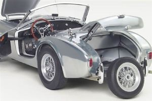 車・バイク, レーシングカー  shelby ac cobra 260 in unpainted aluminum by exoto in 118 shelby039;s 1st car