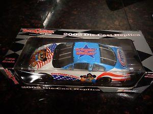 【送料無料】模型車 モデルカー スポーツカーチームリチャードペティteam caliber 2002 richard petty