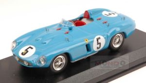【送料無料】模型車 モデルカー スポーツカーフェラーリ750モンツァ5 3rd1000kmparigi 1956ピカールtrintignant 143art236ferrari 750 monza 5 3rd 1000 km parigi 1956 picardtrintignant 1