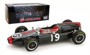 【送料無料】模型車 モデルカー スポーツカークーパードイツグランプリロイサルバドーリスケールbrumm r320b cooper t53 german gp 1961 roy salvadori 143 scale