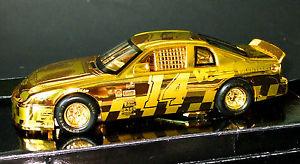 【送料無料】模型車 モデルカー スポーツカー#スターリングマーリンボランティアゴールドカー124 nascar 14 sterling marlin tennessee volunteers 24 ct gold car 1998 bgn