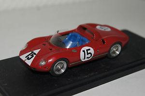 【送料無料】模型車 モデルカー スポーツカーフェラーリ#ロドリゲスハドソンジョリーモデルferrari 330 p lm 1964 15 p rodriguezs hudson 143 jolly model amp; ovp jl0226