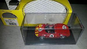 【送料無料】模型車 モデルカー スポーツカーアートモデルフェラーリハドソンセブリングart model 0175 ferrari 330 p sebring 1965 grossman hudson 143 * *
