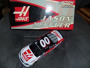 【送料無料】模型車 モデルカー スポーツカージェイソン#モンテカルロクラブカーレアjason leffler 00 haas automation 124 monte carlo rcca club car 274288 rare