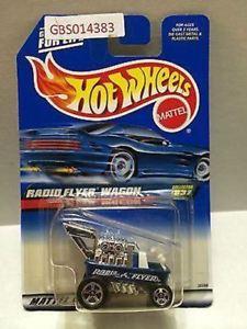 【送料無料】模型車 モデルカー スポーツカーマテルホットホイールラジライヤーワゴンtas030984 mattel hot wheels car radio flyer wagon
