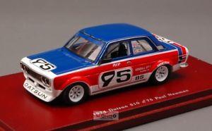 車・バイク, レーシングカー  datsun 510 75 bs racing p man 1974 143 tsm104319 model