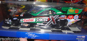 【送料無料】模型車 モデルカー スポーツカートニーwinners circle tony pendregon muppets castrol funny car, never opened, 124画像
