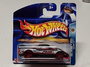 【送料無料】模型車 モデルカー スポーツカーホットホイールロールパトロールサリーンオリジナルボックスhot wheels roll patrol en s7 in original box