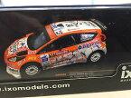 【送料無料】模型車 モデルカー スポーツカーフォードフィエスタウェールズラリーネットワークラリーモデルカーラムford fiesta r5 wales rally gb 2013 143 ixo rally model car ram542