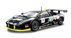 【送料無料】模型車 モデルカー スポーツカーランボルギーニムルシエラゴ#メックスモデルlamborghini murcielago 7 winner zhuhai fia gt 2007 bouchutmex 124 model