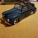 【送料無料】模型車モデルカースポーツカープジョーカブリオレpeugeot 203 cabriolet 1954 118 solido