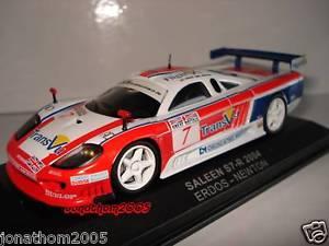 【送料無料】模型車 モデルカー スポーツカーサリーンオルドスニュートンen s7r 7erdoston 2004 au 143